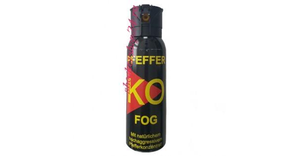 Немецкий аэрозольный газовый баллончик Pfeffer Ko Fog, 100 мл.